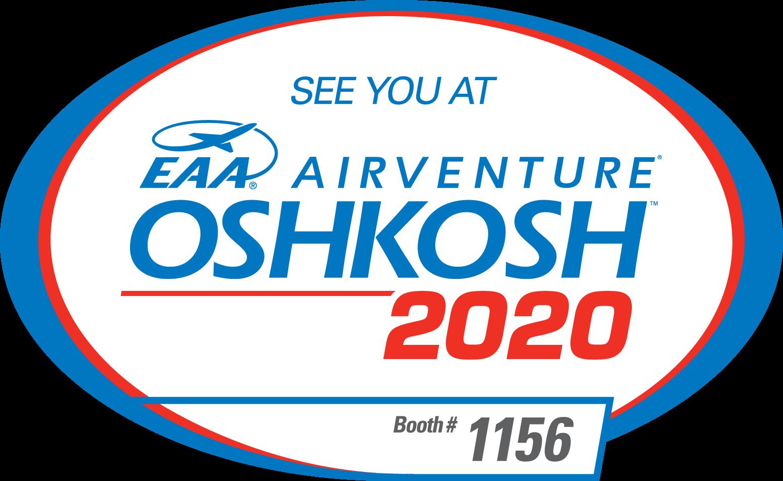 Oshkosh 2020 Booth 1156